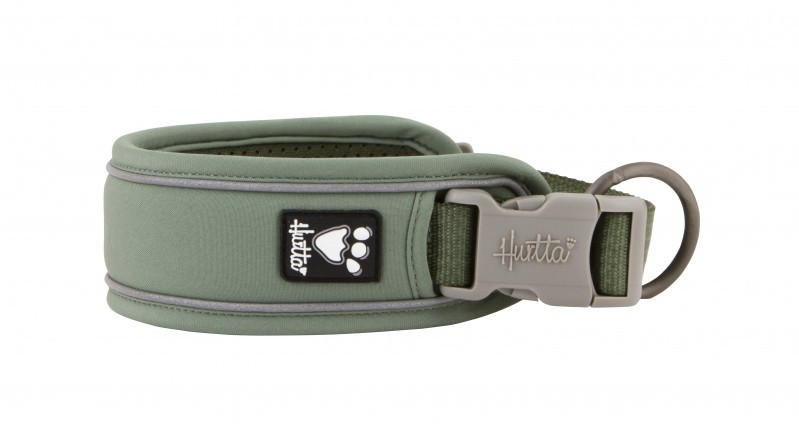 Hurtta Weekend Warrior Eco Halsband 25-35cm, 35-45cm