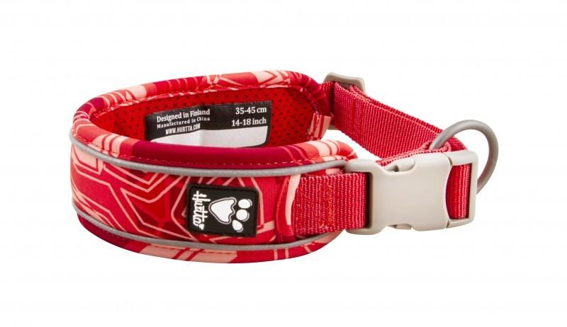 Hurtta Weekend Warrior Halsband 45-55cm, 55-65cm