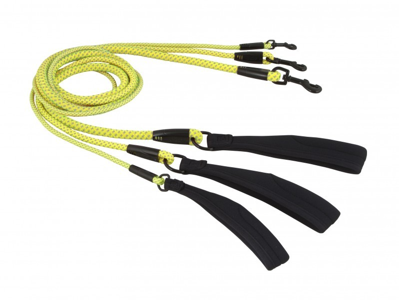 Hurtta Dazzle Rope med reflex