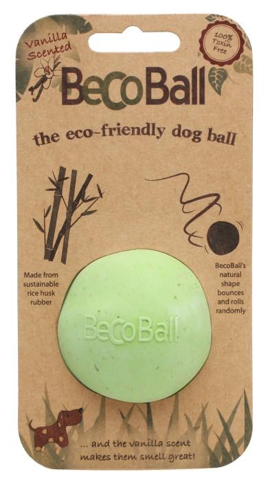 Beco Ihålig boll 7,5cm (naturgummi)