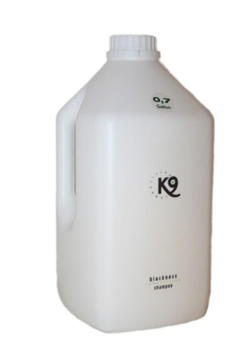K9 Blackness Schampo 2,7liter