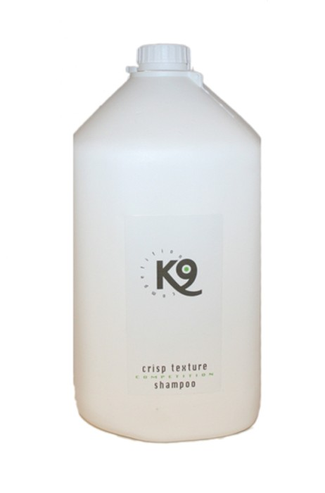 K9 Crisp Texture Schampo 2,7liter