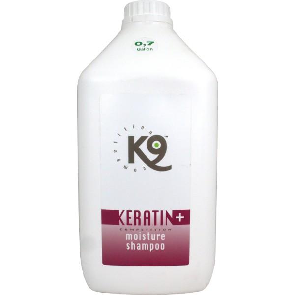 K9 Keratin Moisture Schampo 2,7liter