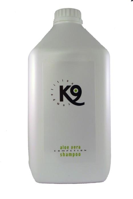 K9 Schampo Aloe Vera 2,7liter