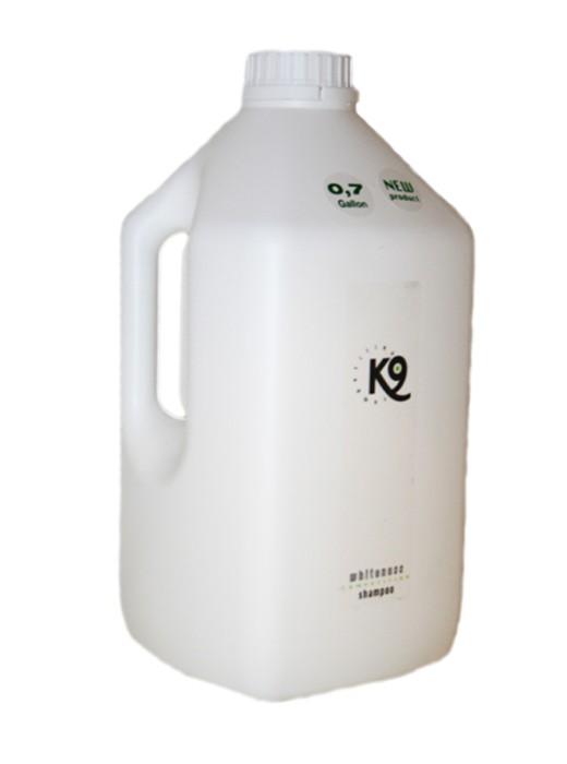 K9 Whiteness Schampo 2,7liter