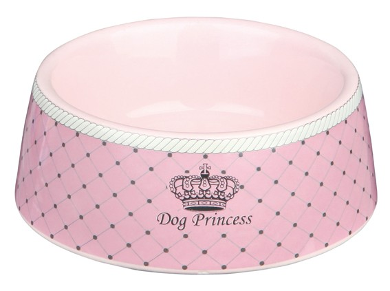 Trixie Keramikskål Dog Princess 0,45 liter