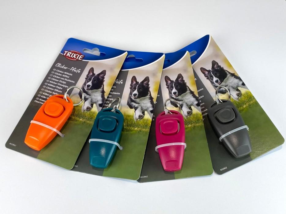 Klicker med Visselpipa, Mixfärg