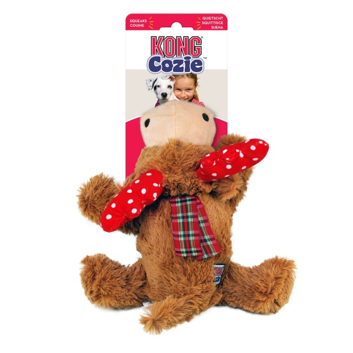Kong Holiday Cozie Reindeer 23x17cm