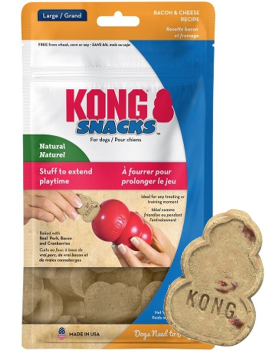 Kong Snacks L