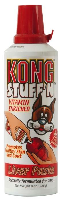 Kong Stuff Pasta Leversmak