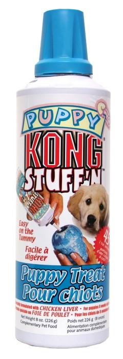 Kong Stuff Pasta Puppy Kyckling