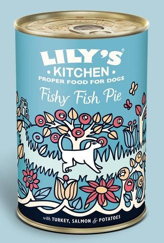 Lily's Kitchen Våtfoder 400g