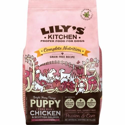 Lily's Kitchen Puppy Chicken 7kg