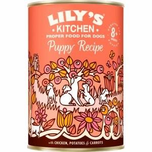 Lily's Kitchen Puppy Chicken, 400g
