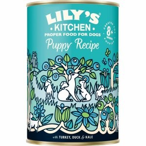 Lily's Kitchen Puppy Turkey & Duck 400g