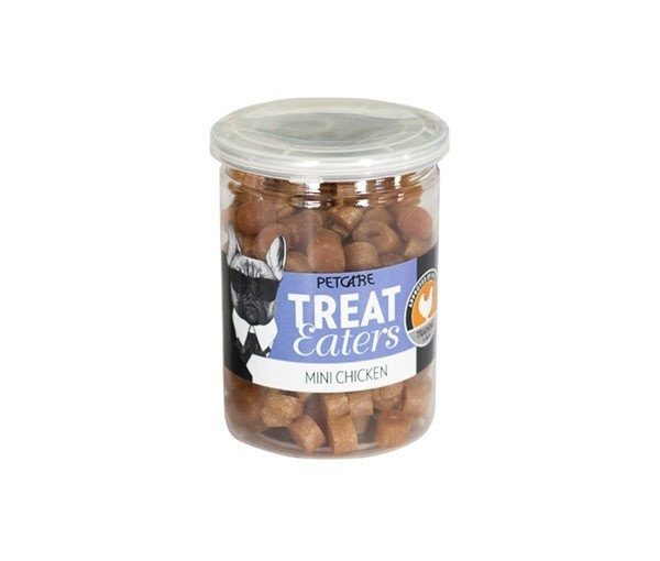 TreatEaters Mini Treats Kyckling 200gr