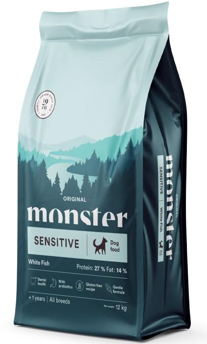 Monster Original Sensitive 12kg