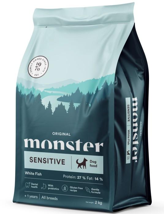 Monster Original Sensitive, 2kg
