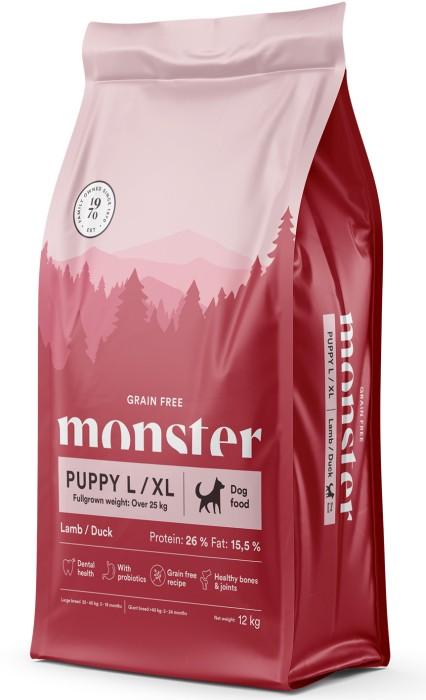 Monster GrainFree Puppy L/XL 12kg