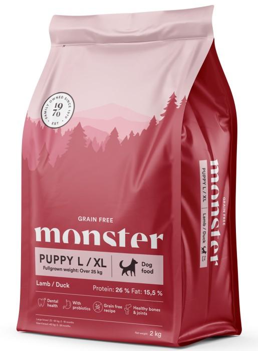 Monster GrainFree Puppy L/XL 2kg