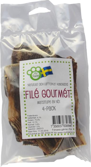 My Treat Filé Gourmét 4-pack