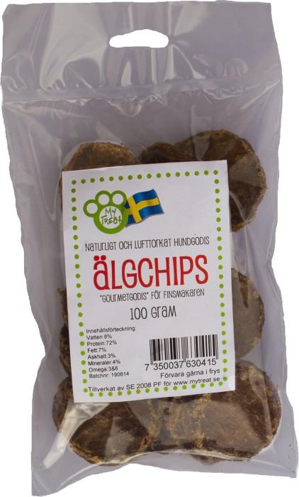 My Treat Älgchips 100gr