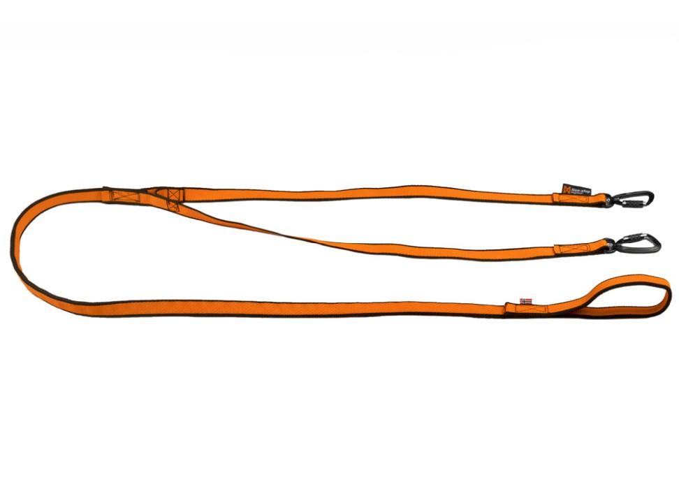 Non-Stop Double Bungee Leash (195cm)