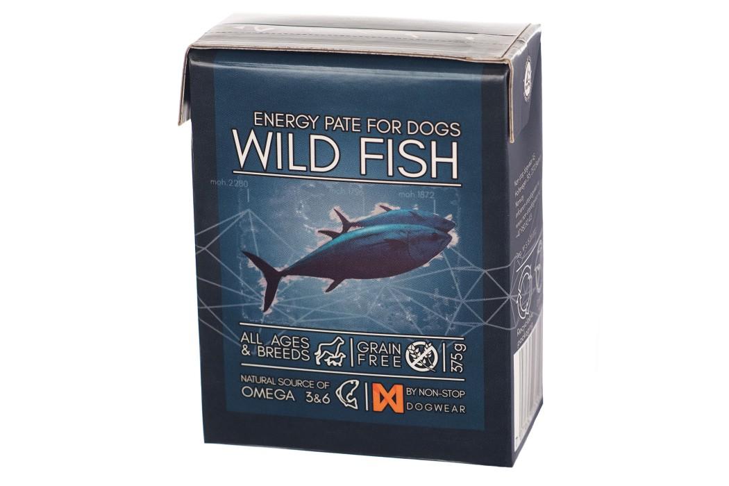 Non-stop Energy Paté, Wild Fish, 375g