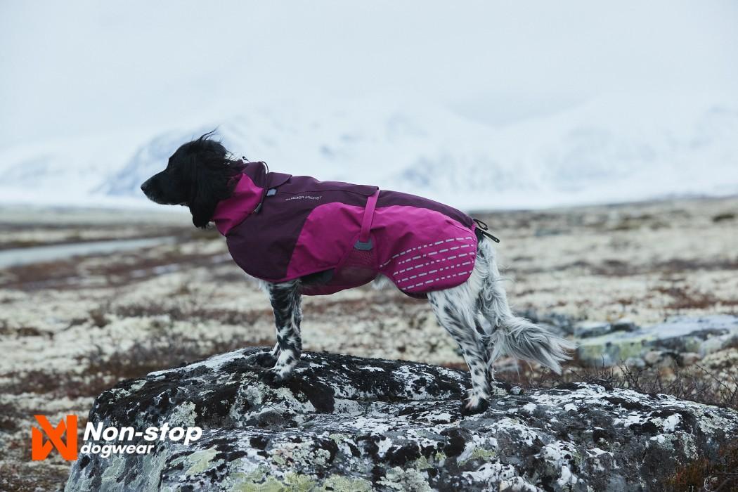 Non-Stop Glacier Vintertäcke, Lila