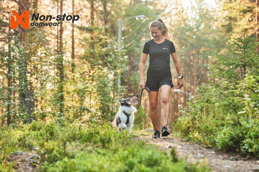 Non-Stop Line Harness 5.0, Svart