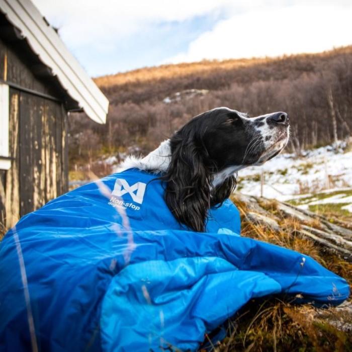 Non-Stop Ly Sovsäck för hund
