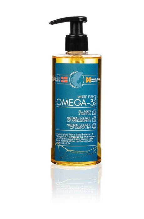 Non-Stop White Fish Omega-3, 300ml
