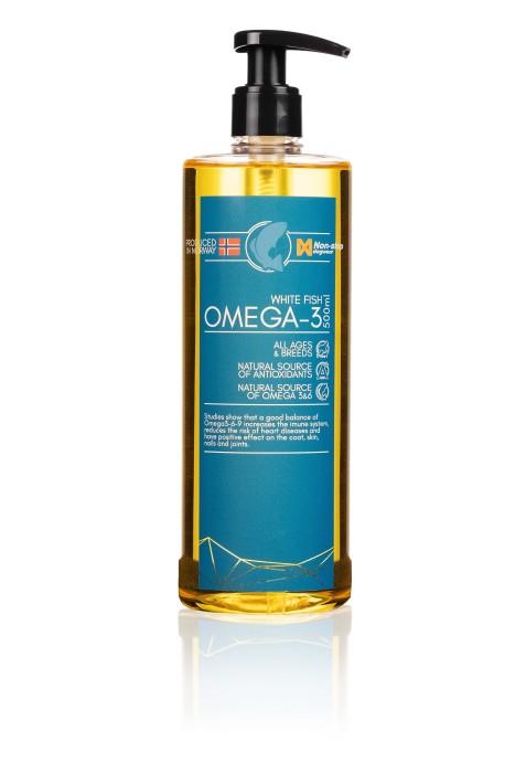Non-Stop White Fish Omega-3, 500ml