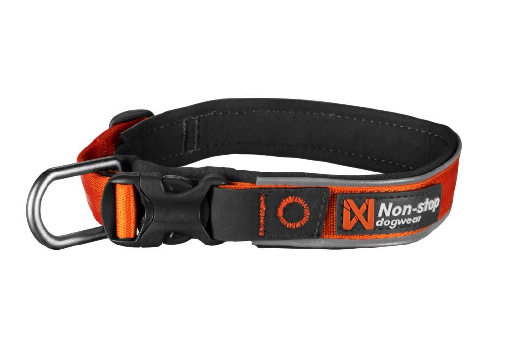 Non-Stop Roam Collar, Orange