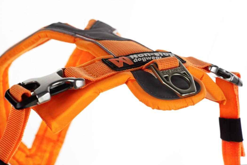 Non-stop Spår/Cykelsele Orange