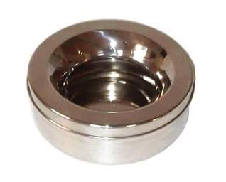 Non-Spill Hundskål Metall 0,7liter