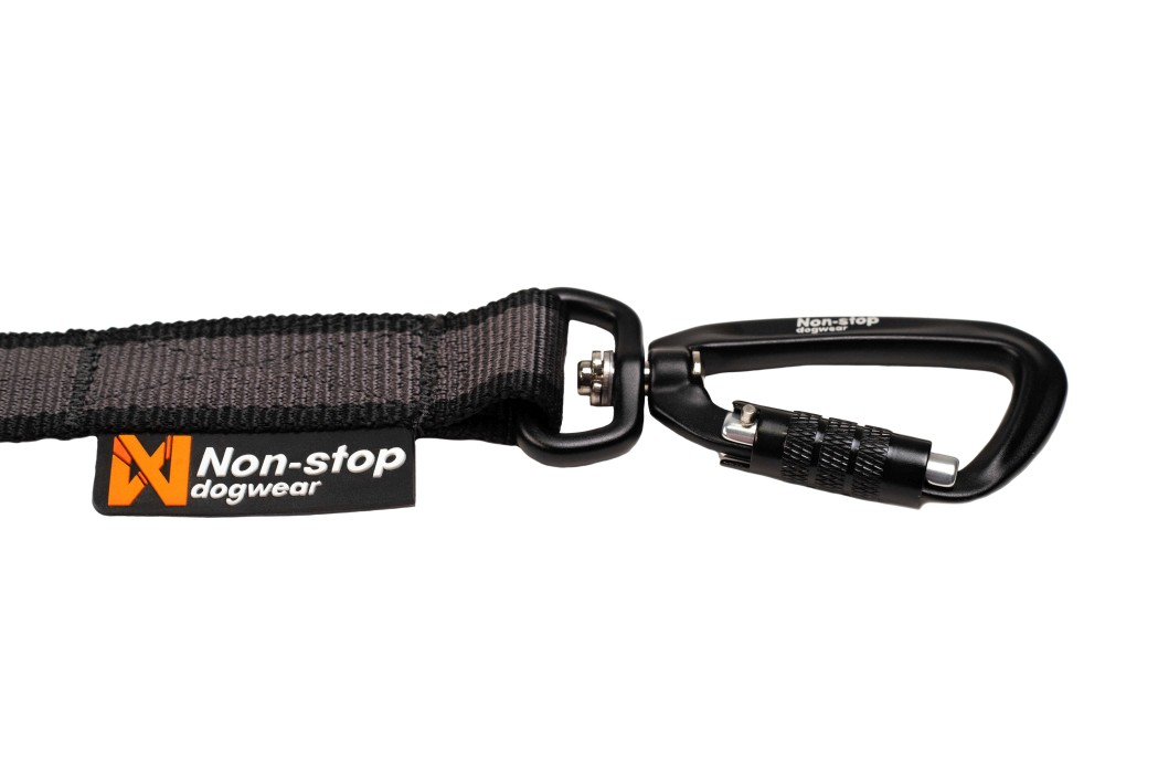 Non-stop Touring Bungee Leash 3,8m x 23mm
