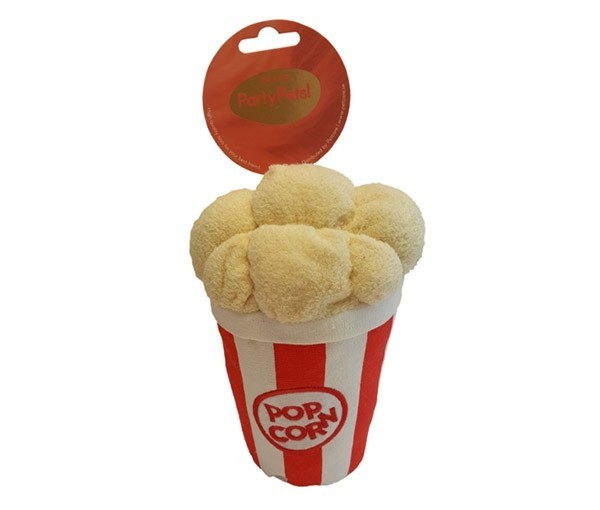 Party Pets Puffy Popcorn 20cm