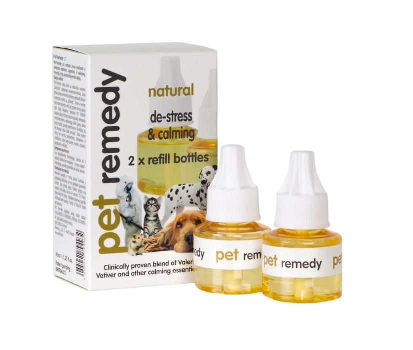 PetRemedy Lugnande Refill 2X40ml