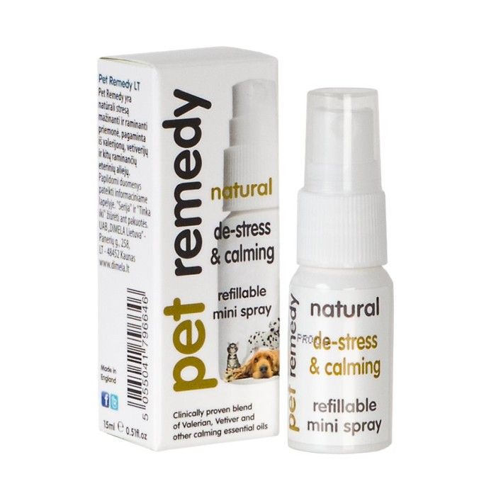PetRemedy Lugnande Spray 15ml
