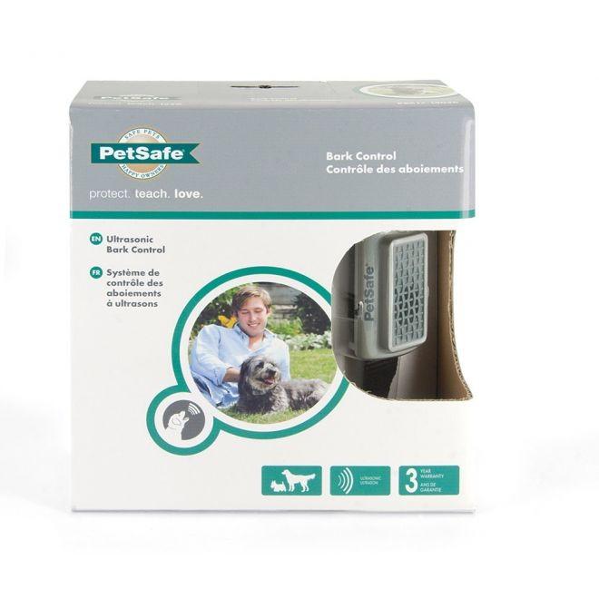 Antiskallhalsband Petsafe, Ultraljud