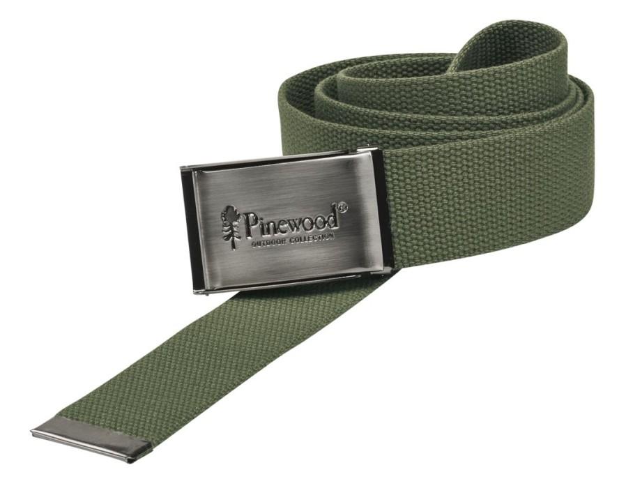 Pinewood Canvasbälte