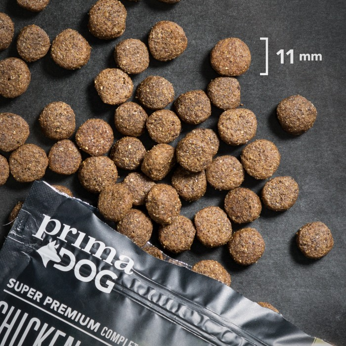PrimaDog Adult All Breed Kyckling & Potatis 2kg