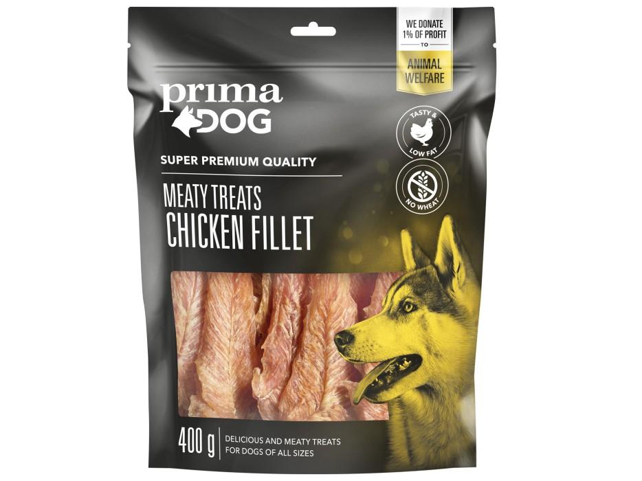 PrimaDog Chicken Fillet 400g