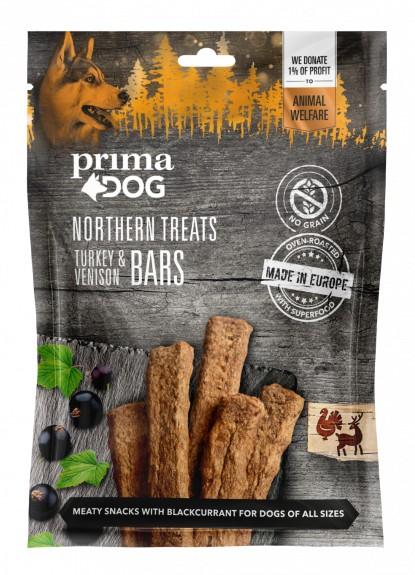 PrimaDog Northern Treats Bars 200g