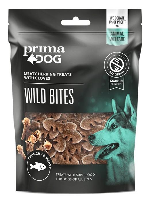PrimaDog Wild Bites 100gr