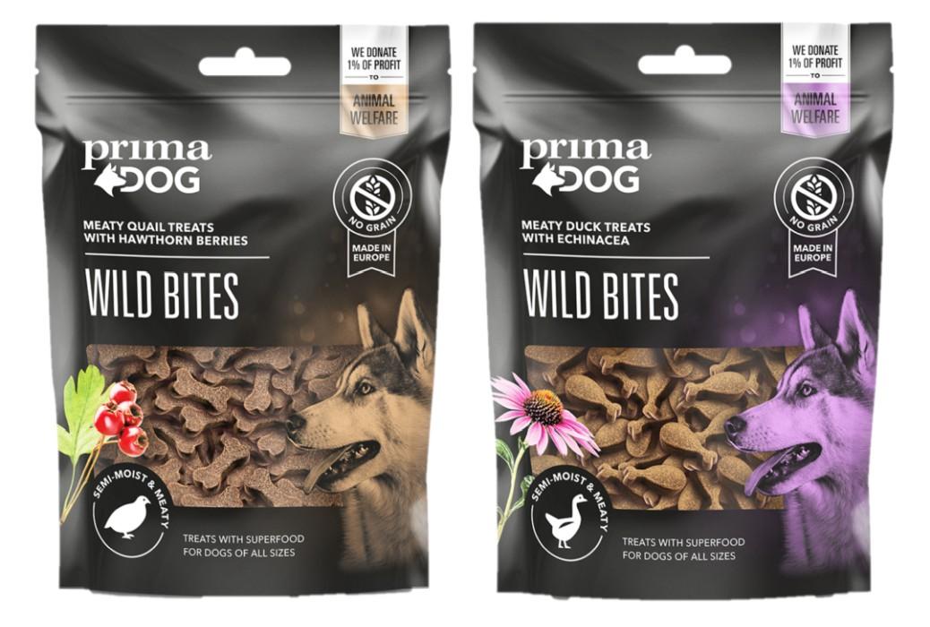 PrimaDog Wild Bites 150gr