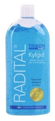 Trikem Radital Kylgel 500ml