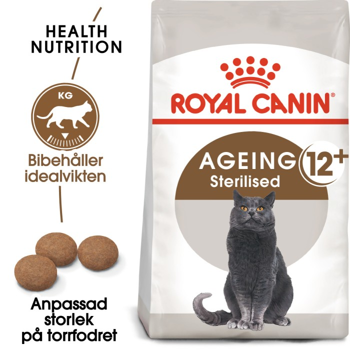Royal Canin Sterilised Ageing  12+ 2kg