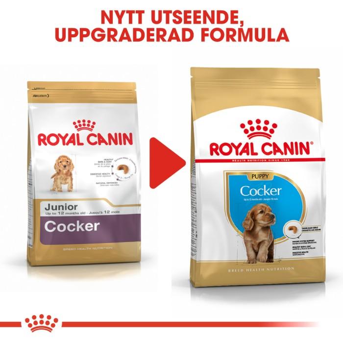Royal Canin Cocker Spaniel Puppy 3kg